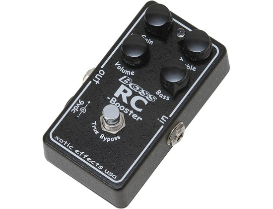 Xotic Bass RC Booster