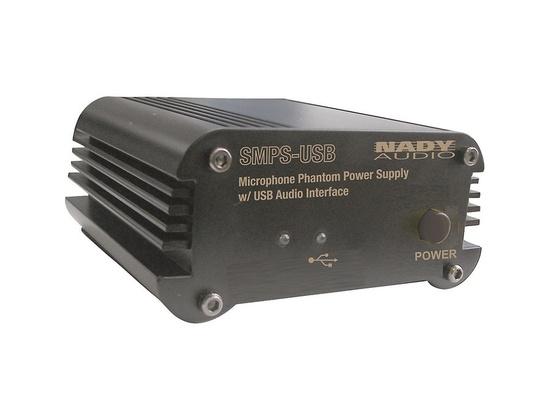Nady SMPS-USB Phantom Power Supply and USB Audio Interface