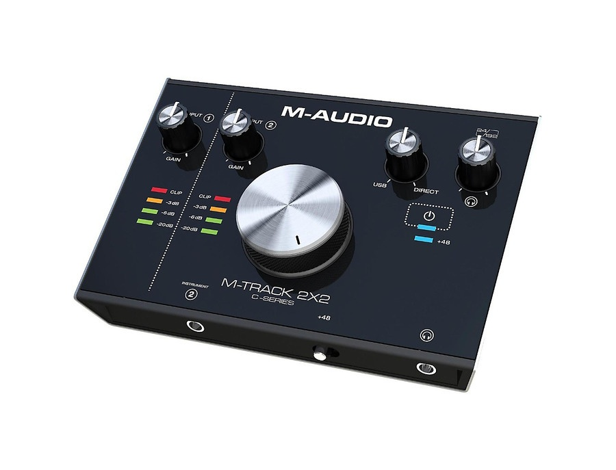 M-Audio M-Track C-Series 2x2 USB Audio Interface
