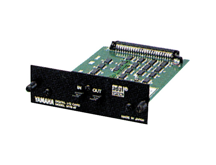 Yamaha MY8AT 8-Channel Digital I/O ADAT Card for 01V