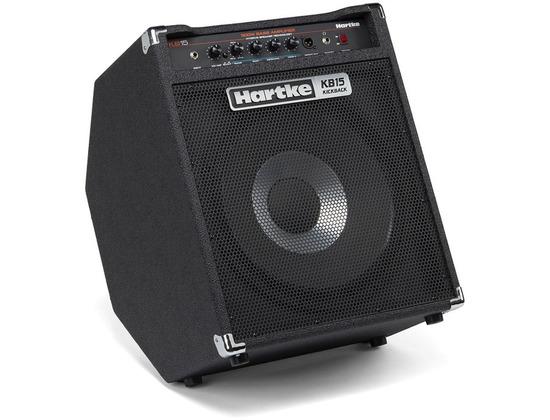 """Hartke KB15 Kickback 500W 1x15"""" Bass Combo"""