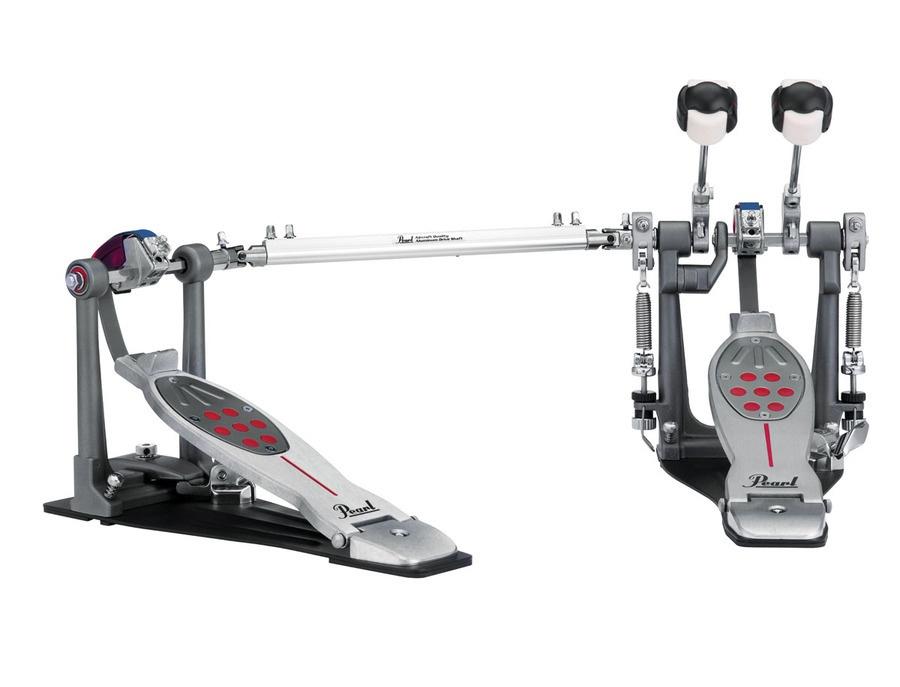 Pearl Eliminator Redline Double Bass Drum Pedal - Chain Drive