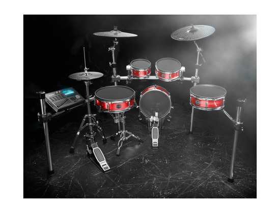Alesis Strike Zone - 5-piece Electronic Drum Kit with Mesh Drumheads