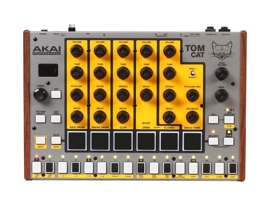 Akai Professional Tom Cat Analog Drum Machine