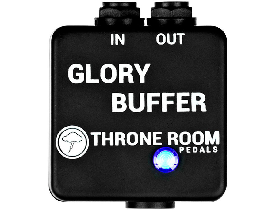 Throne Room Pedals Glory Buffer Guitar Effects Pedal