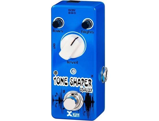 Xvive V15 Tone Shaper Guitar Effects Pedal