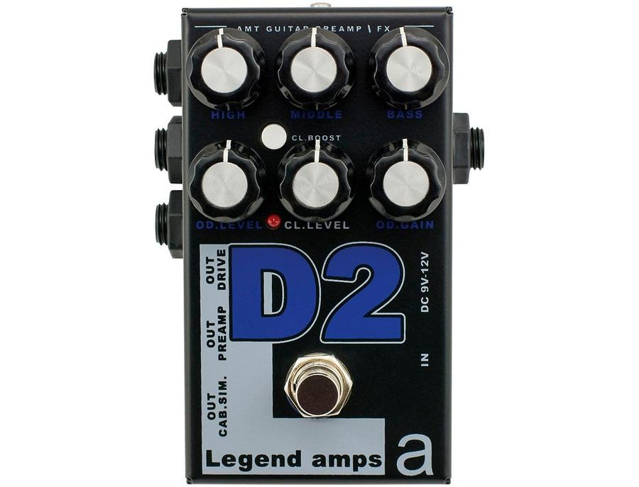 AMT Electronics Legend Amp Series II D2