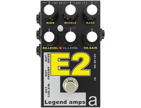 Amt Electronics Legend Amp Series Ii E2