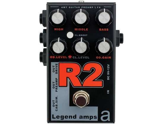 Amt Electronics Legend Amp Series Ii R2