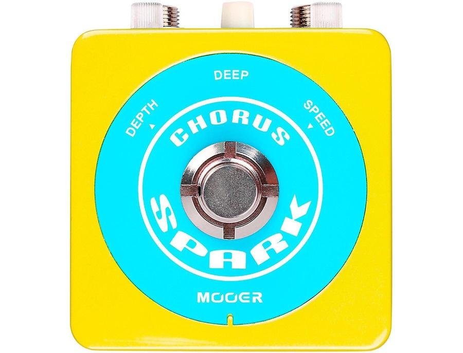 Mooer Spark Chorus Guitar Effects Pedal