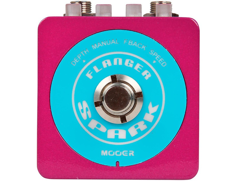 Mooer Spark Flanger Guitar Effects Pedal