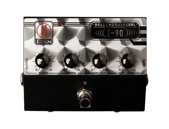 Eden I90 Professional Chorus Effects Pedal