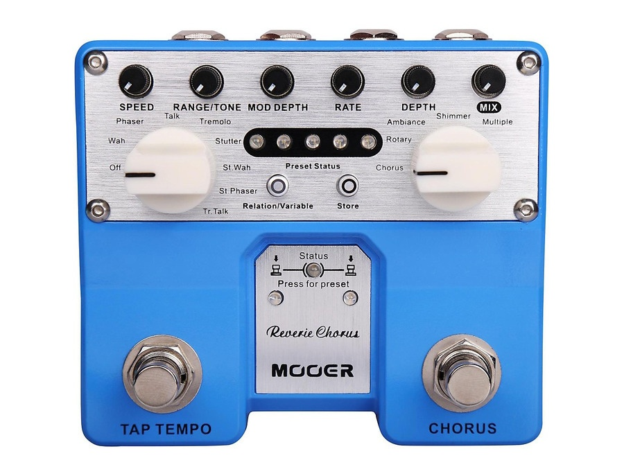 Mooer Reverie Chorus Effects Pedal