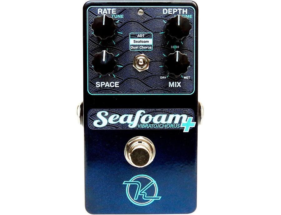 Keeley Seafoam Plus Chorus Guitar Effects Pedal