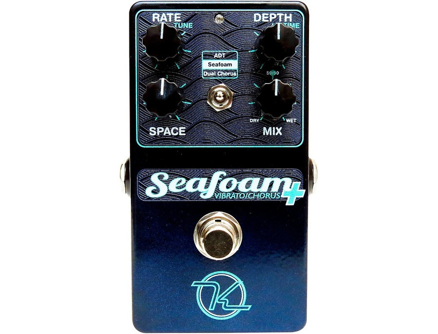 keeley seafoam plus chorus guitar effects pedal reviews prices equipboard. Black Bedroom Furniture Sets. Home Design Ideas