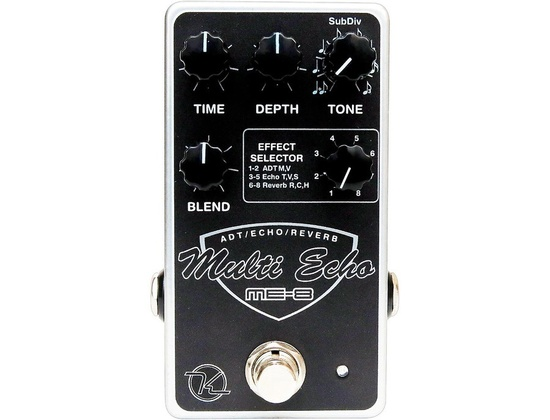 Keeley Me-8 Multi-Echo Guitar Pedal