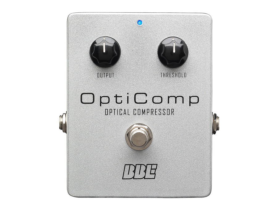 BBE OptiComp Compressor Guitar Effects Pedal
