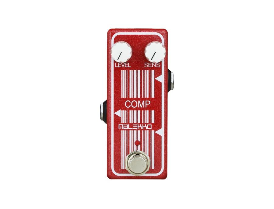 Malekko Heavy Industry Omicron Series Compressor Guitar Effects Pedal