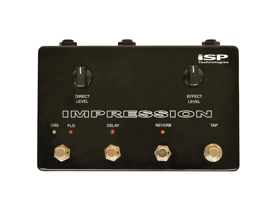 Isp Technologies Impression Multi-Effect Guitar Effects Pedal
