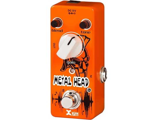 Xvive V14 Metal Head Guitar Effects Pedal