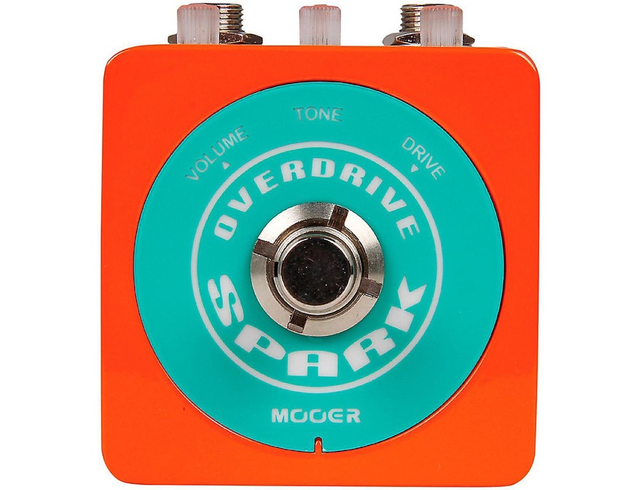 Mooer Spark Overdrive Guitar Effects Pedal
