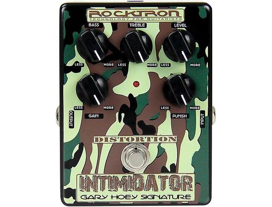 Rocktron Gary Hoey Intimidator Guitar Distortion Pedal