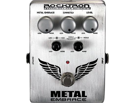 Rocktron Metal Embrace Distortion Guitar Effects Pedal