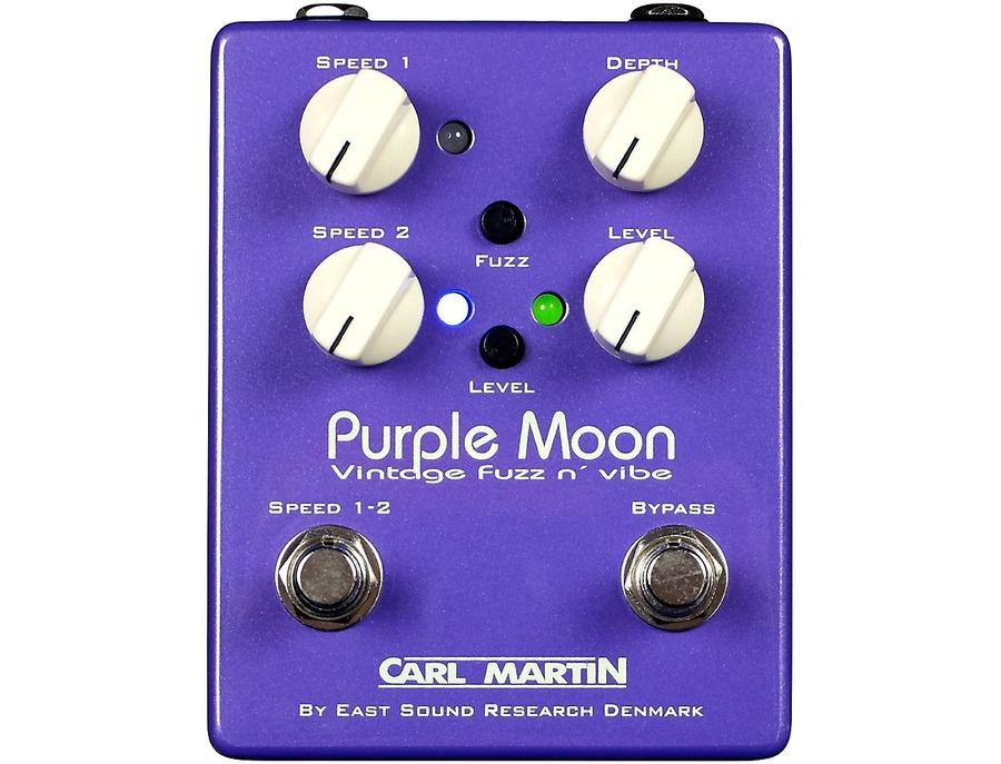 Carl Martin Purple Moon Fuzz Guitar Pedal