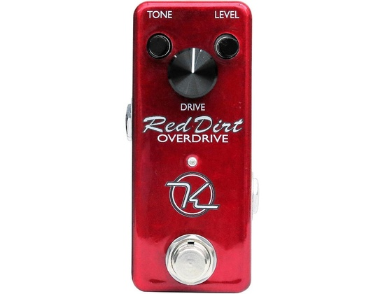 Keeley Red Dirt Mini Overdrive Guitar Effects Pedal