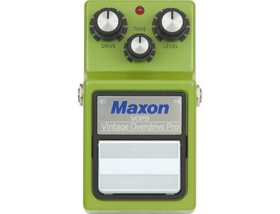Maxon 9-Series Vop-9 Vintage Overdrive Pro Pedal