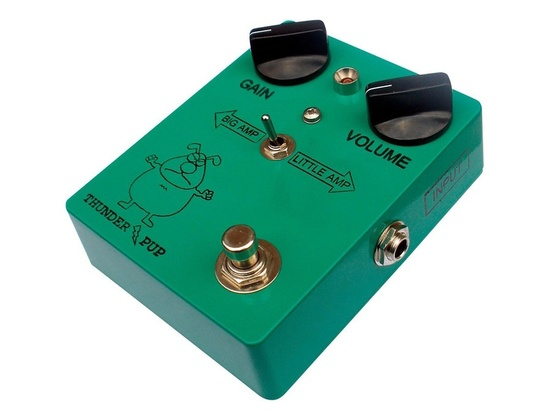 Bigfoot Thunder Pup Overdrive Effects Pedal