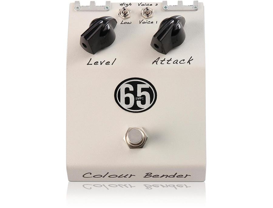 65Amps Colour Bender Germanium Distortion Guitar Effects Pedal