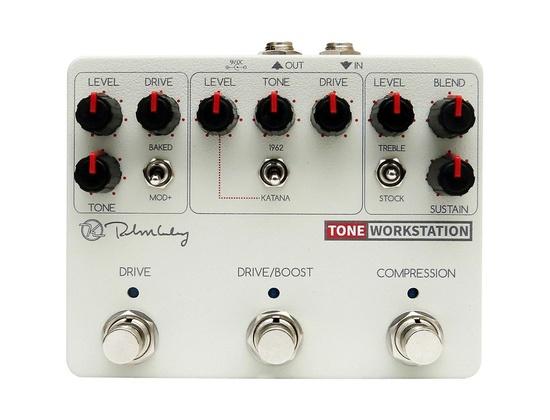 Keeley Tone Workstation Overdrive Guitar Pedal