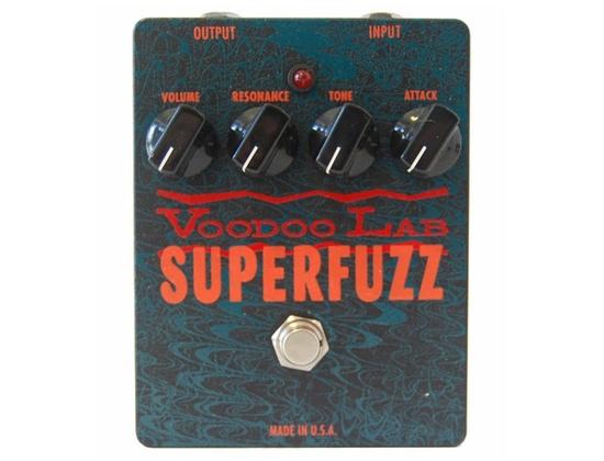 Voodoo Lab Superfuzz Pedal
