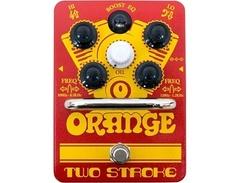 Orange amplifiers two stroke boost eq s