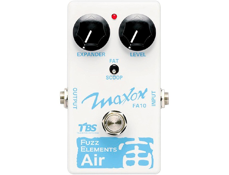 Maxon Fuzz Elements Air Guitar Fuzz Pedal