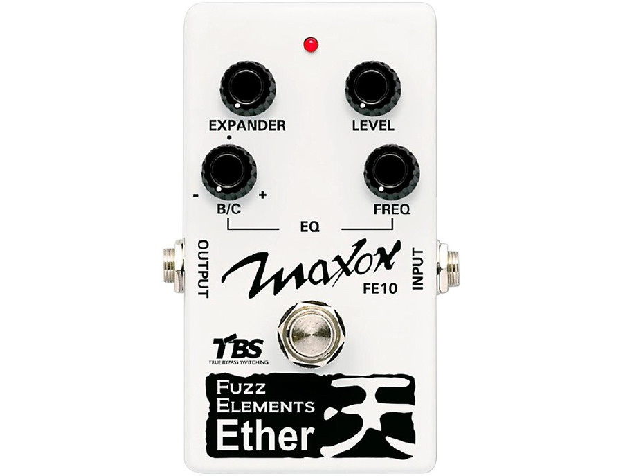 Maxon Fuzz Elements Ether Guitar Fuzz Pedal