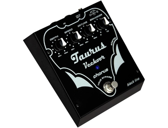 Taurus Vechoor Black Line Tremolo Effects Pedal