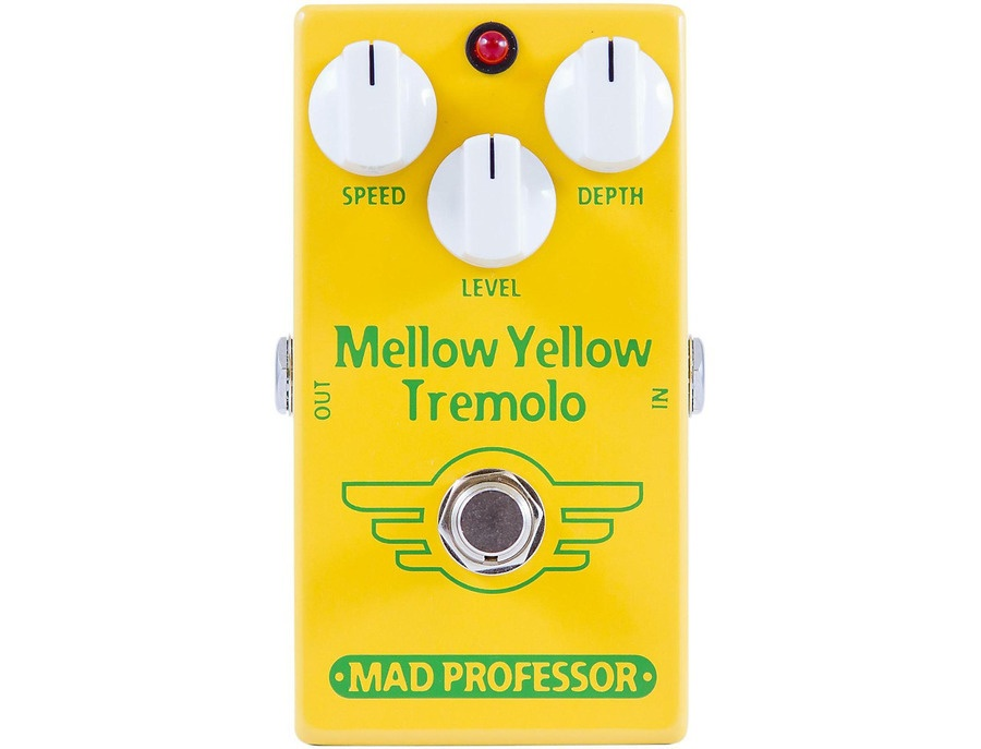 Mad Professor Mellow Yellow Tremolo Guitar Effects Pedal