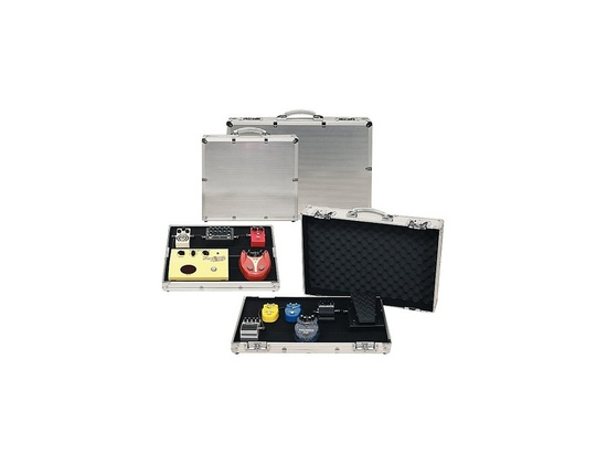 Road Runner Effects Pedal Board Silver Large