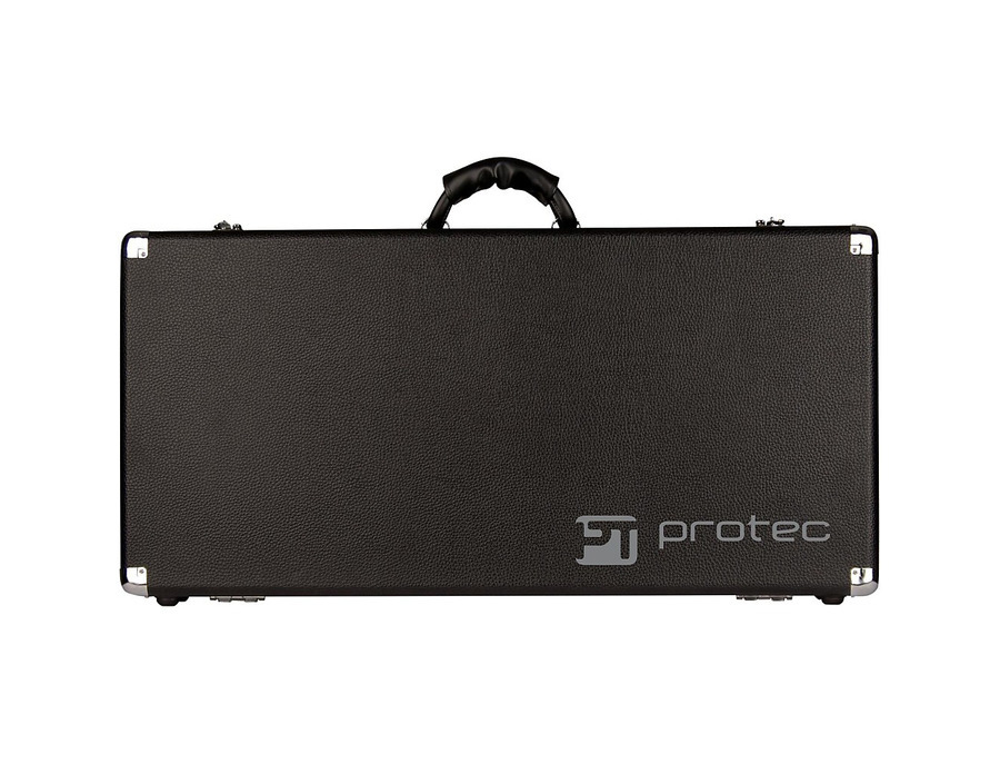 protec large stonewood guitar effects pedal board by protec reviews prices equipboard. Black Bedroom Furniture Sets. Home Design Ideas