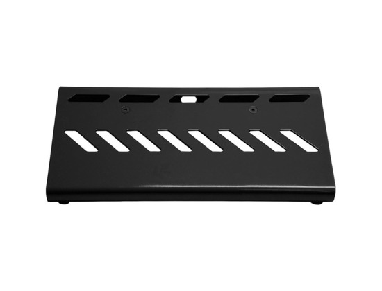 Gator Aluminum Pedal Board - Small With Bag Black