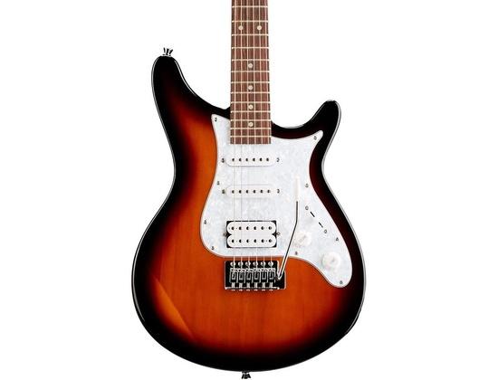 Rogue Rocketeer Deluxe Electric guitar Vintage Sunburst