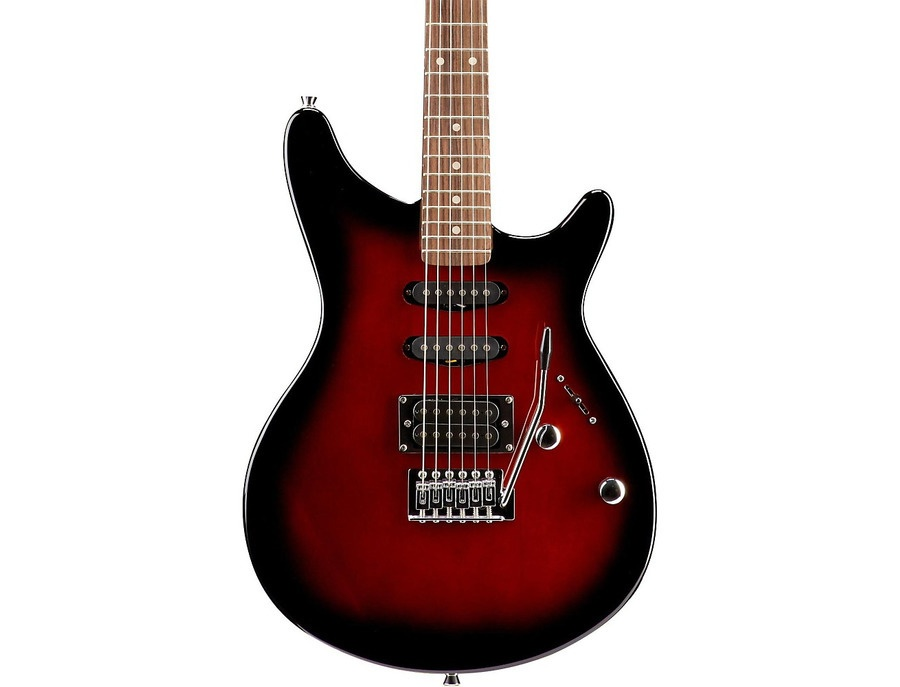 Rogue Rr100 Rocketeer Electric Guitar Red Burst Reviews Prices