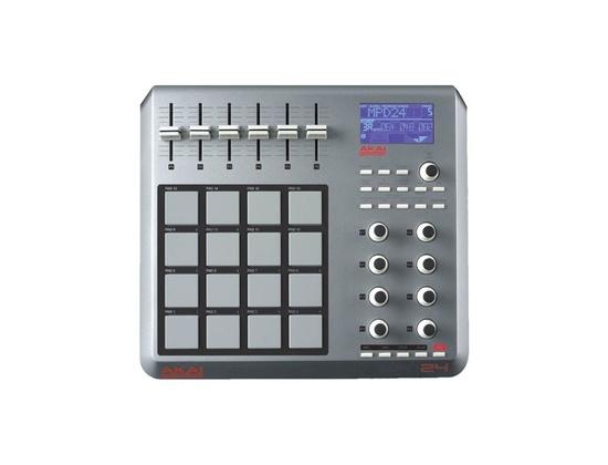 Akai Professional MPD24 USB MIDI Pad Controller