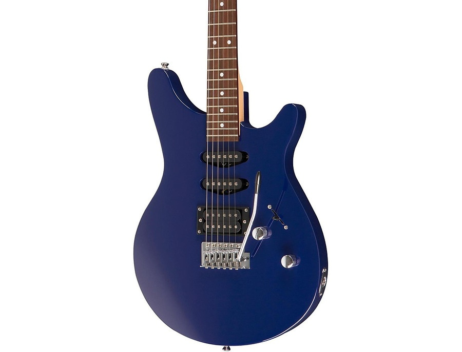 Rogue RR100 Rocketeer Electric Guitar Blue