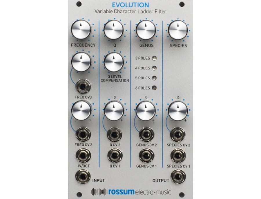 Rossum Electro-Music Evolution