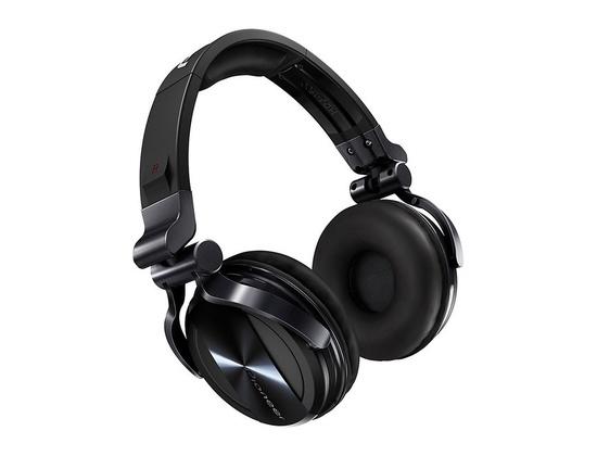 Pioneer Hdj-1500 Dj Headphones Black