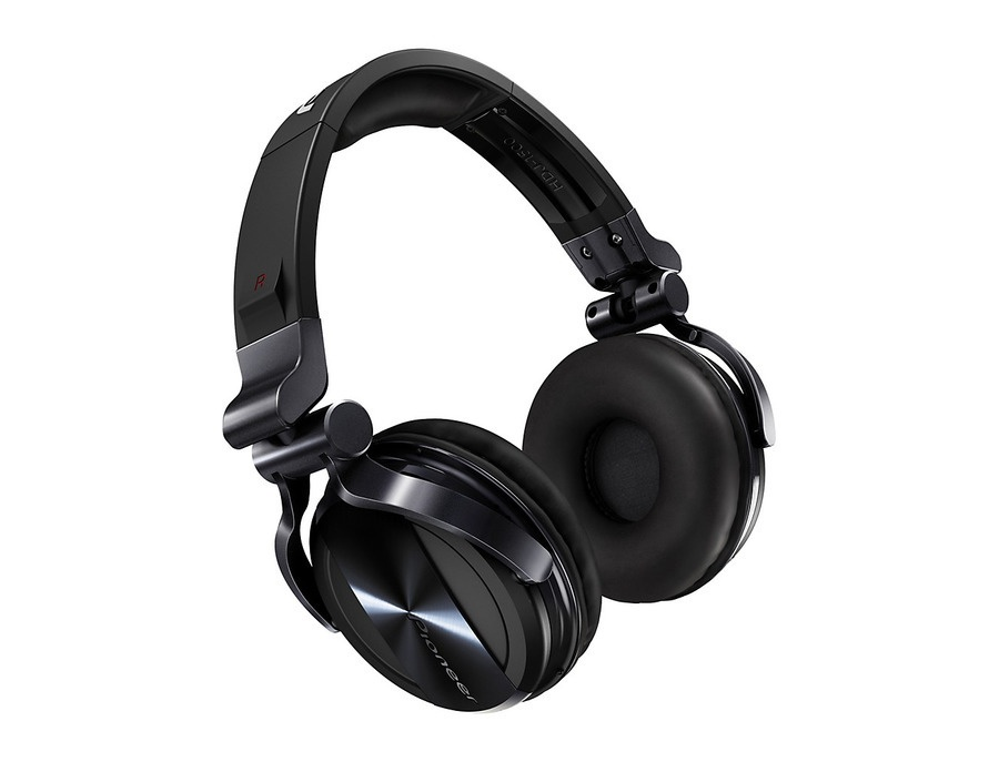Pioneer Hdj-1500 Dj Headphones Black