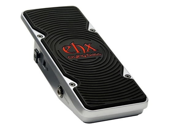 Electro-Harmonix Crying Bass Wah With Floating Anchor Effects Pedal